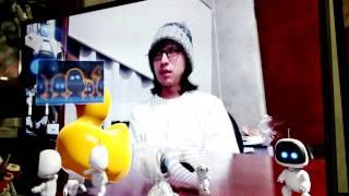 플레이스테이션4 플레이룸 AR로봇과 함께 놀기