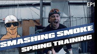 Are you Ready for Baseball? SMASHING SMOKE: Spring Training with Thrillride