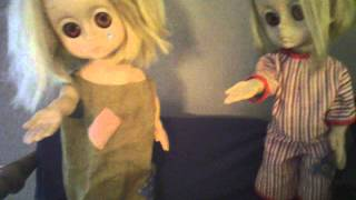 Possible Haunted Doll Paranormal -
