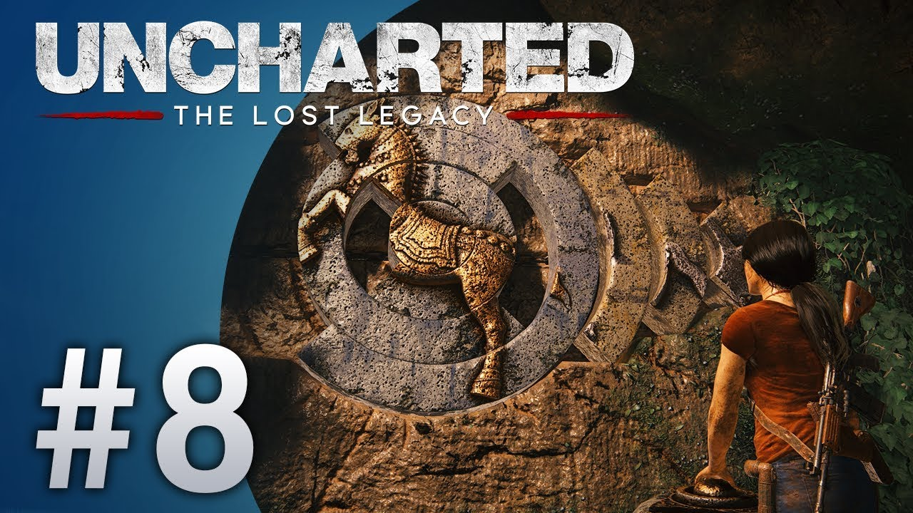 Uncharted: The Lost Legacy #8 - Georgina — YOGSCAST Hannah ...