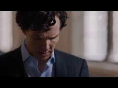 Sherlock, 6 Тетчер - Я стираю все СМС, начинающиеся со слова Привет