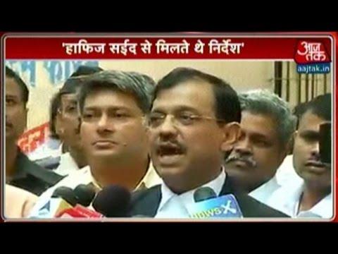 David Headley Deposition: Ujjwal Nikam Speaks To The Press
