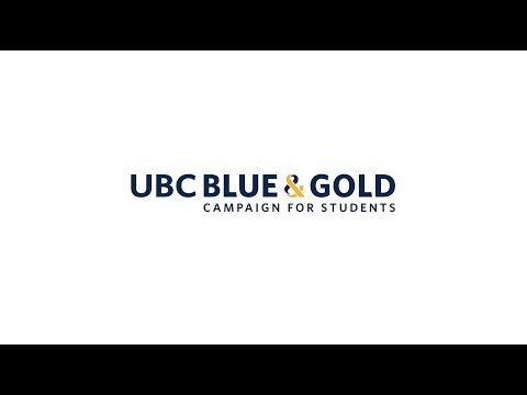 Ubc President Santa Ono Introduces Ubc Blue Gold Campaign For Students
