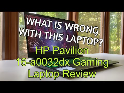 Solid Performance... At What Cost? - HP Pavilion 16-a0032dx Gaming Laptop (GTX 1660 Ti) Full Review!