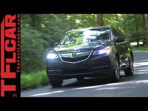 2016 Acura MDX Review: Emme Reviews Acura's Best Seller & Says Buy It!