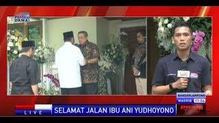 Prabowo Berbelasungkawa ke Rumah SBY Hari Ini