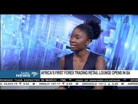Africa's first Forex trading retail lounge opens in SA