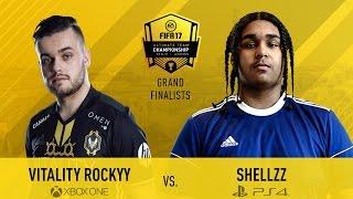 fifa 17 fut champions championship 🏆   grand final vitality rockyy vs shellzz