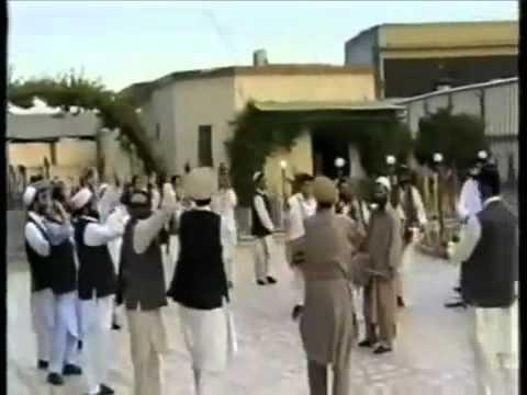 Pashtun War Drums War Cry Afghanistan Paktia