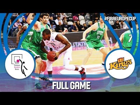 Telekom Baskets (GER) v Södertälje Kings (SWE) - Full Game - FIBA Europe Cup 2016/17