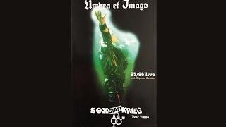 Umbra et Imago - Sex statt Krieg live 1995/1996 VHS