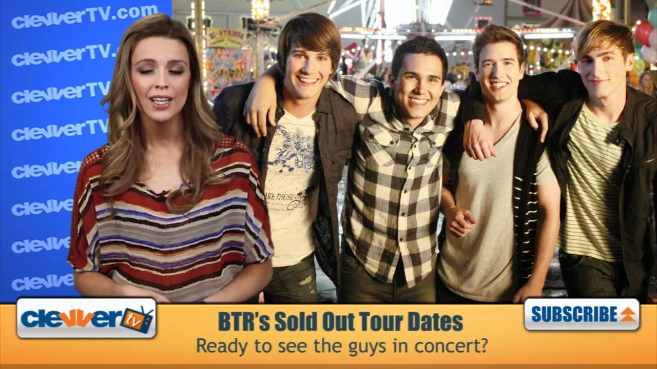 Big Time Rush Announce Reunion Shows in New York & Chicago ...