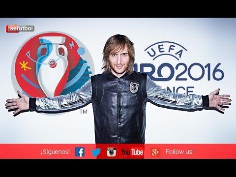 David Guetta -  Hymne Euro