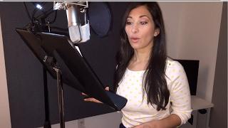 Lisa Acquafredda - Entertainment - VO sample