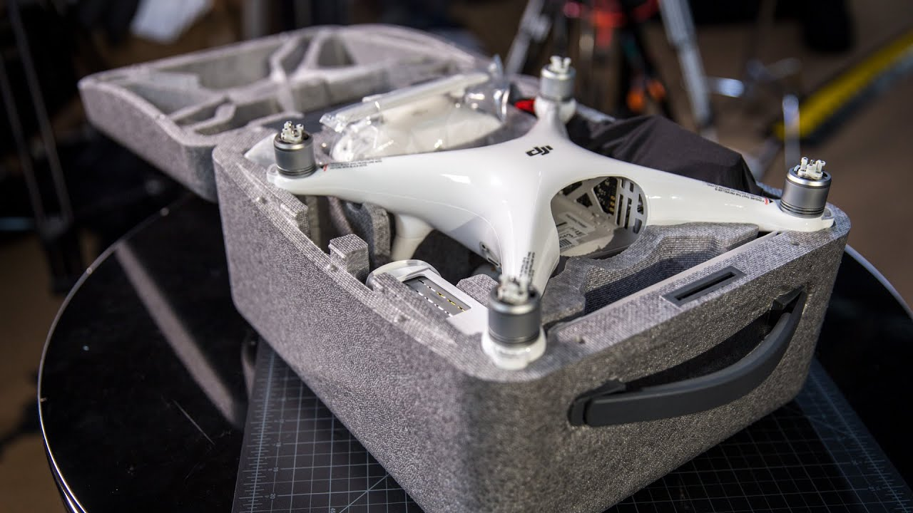 Whats In The Box DJI Phantom 4
