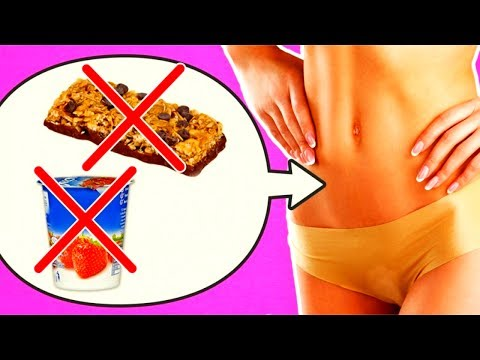 9 SECRETS TO WAKE UP WITH A FLAT BELLY