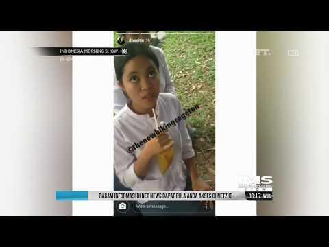 Inilah Rekaman Video Viral Kasus Pembully an Siswi SMA di Tangerang