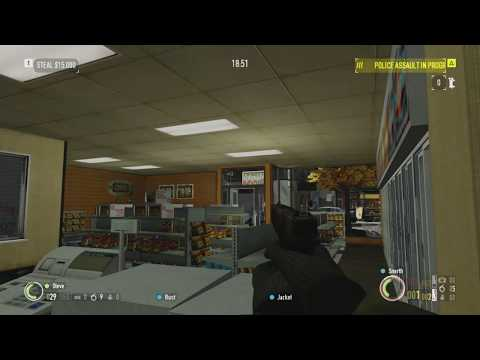 PAYDAY 2 Nintendo Switch No Motion Controls & Voice Chat Confirmed