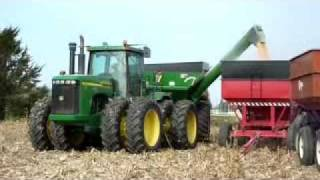 2010 Corn Harvest - Devitt Farms