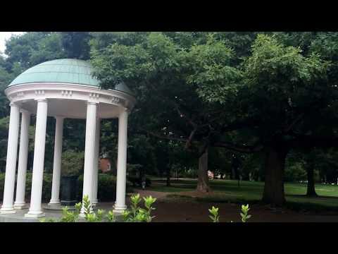 UNC Chapel Hill tour - July 2014