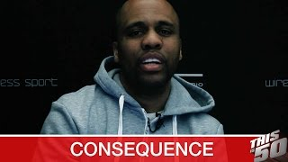 Thisis50 Verses: Consequence Spits His Favorite Verse in Hip Hop