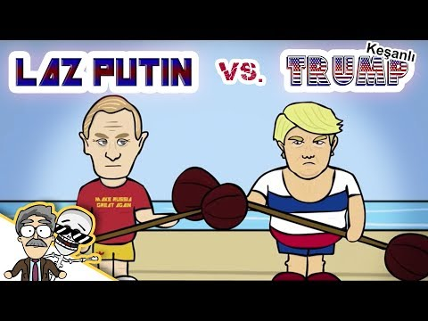 Survivor Keşanlı Trump vs. Laz Putin | Özcan Show