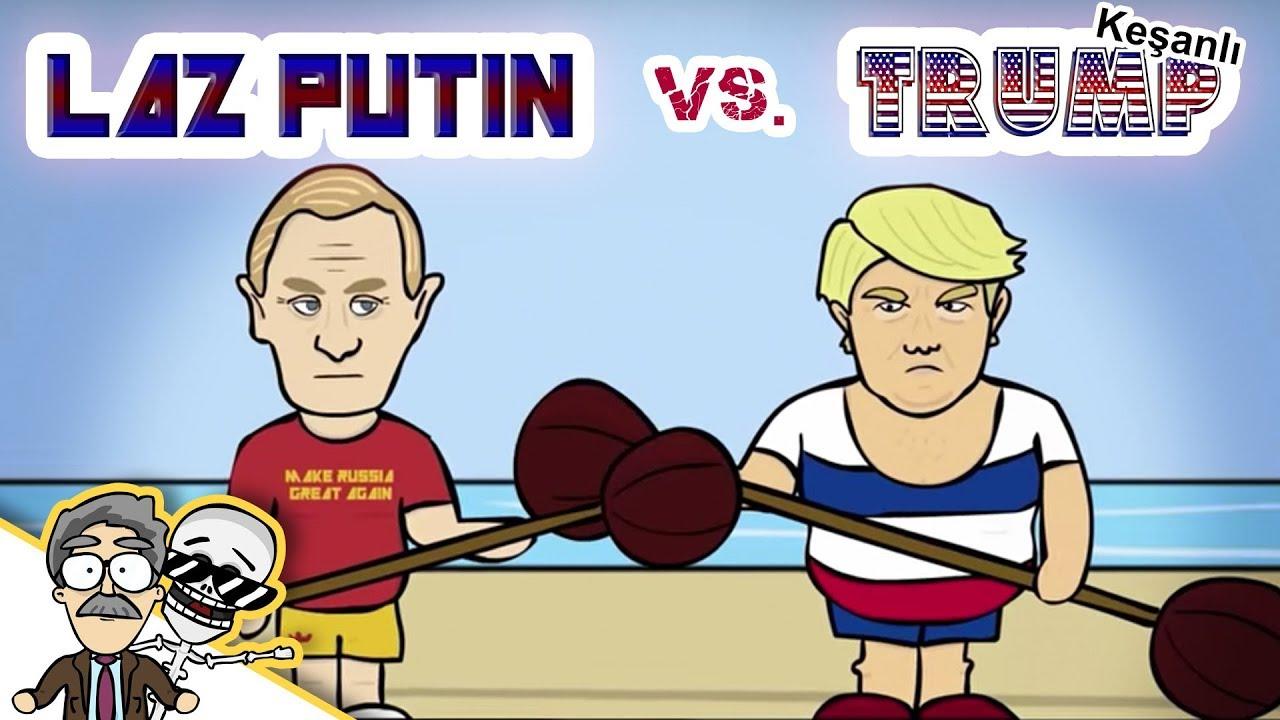 Keşanlı Trump vs. Laz Putin | Özcan Show