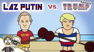 Keşanlı Trump vs. Laz Putin   Özcan Show