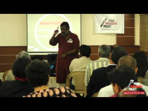 Public Intelligence Project Launch: Full Presentation