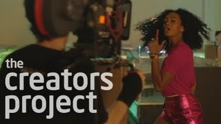 Solange - Lovers in the Parking Lot | Behind the Scenes