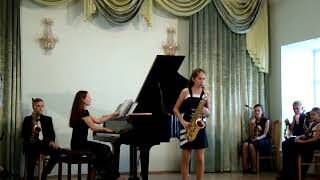 Калинкович Концертное танго