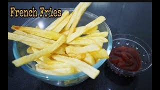French Fries Recipe in Tamil | How to Make French Fries at Home