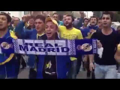 Fenerbahçe Taraftarının Real Madrid Bestesi