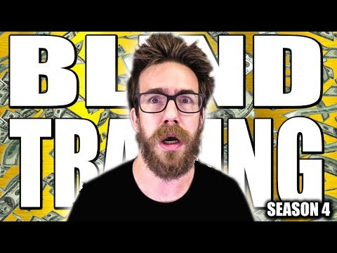 NEW CRAZY SEASON OF BLIND TRADING WITH NEW POWERUPS!