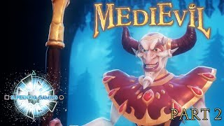 Medievil - An Undead Hero Emerges