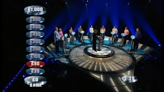 Weakest Link - 13th November 2001