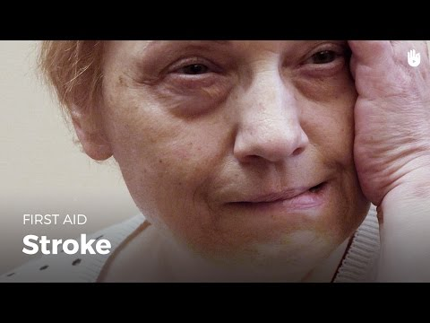 First Aid: Stroke | First Aid