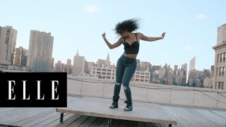 Dancer Chloe Arnold | The Movement | ELLE