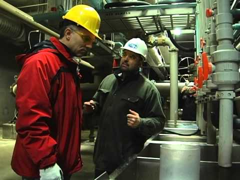 City Jobs Wastewater Plant