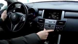 Обзор Acura RDX 2010-2012.  Тест-драйв