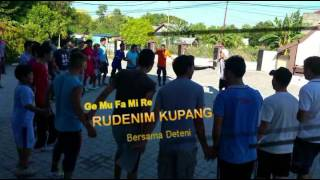 Ge mu fa mi re ala WNA Deteni Rudenim Kupang