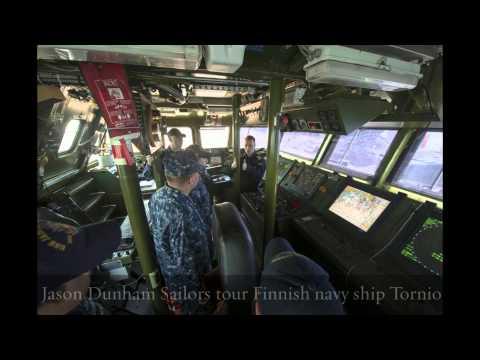 U.S. Naval Forces Europe-Africa Week in Review: July 9, 2015