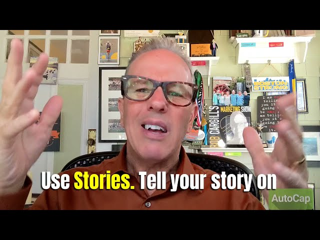 Tell Your Story on Social Media
