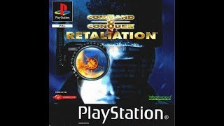 PS1: Command & Conquer: Red Alert Retaliation (HD)