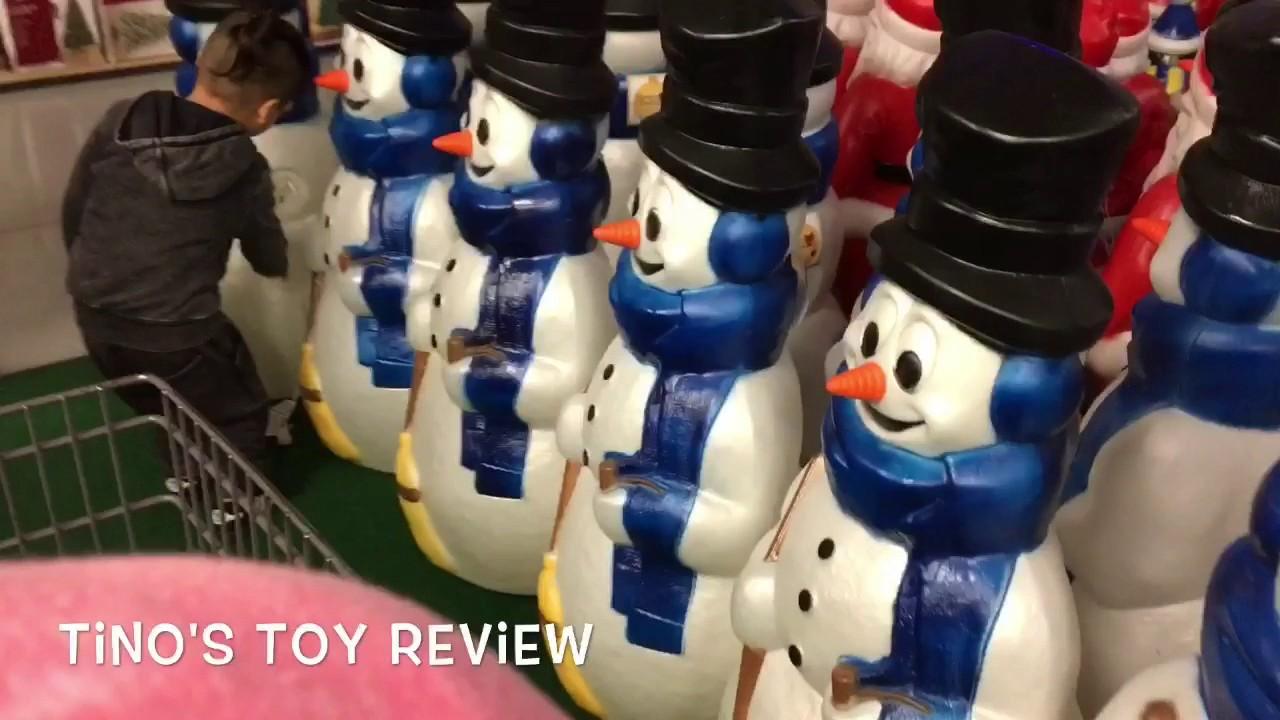 2016 Menards Christmas Decorations - YouTube