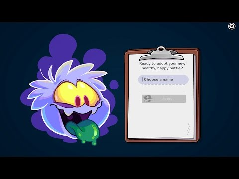 Club Penguin: How to Adopt the Ghost Puffle