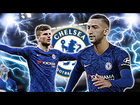How TIMO WERNER & HAKIM ZIYECH Could Line Up For Chelsea! And What Does This Mean For Tammy Abraham?