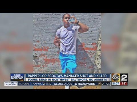 Rapper Lor Scoota's manager shot, killed