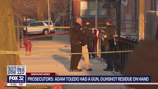 13-year-old Adam Toledo, Shot Dead By Chicago Police, Had Gunshot Residue On His Hands, Cops Say
