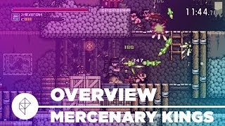 Mercenary Kings - Gameplay Overview